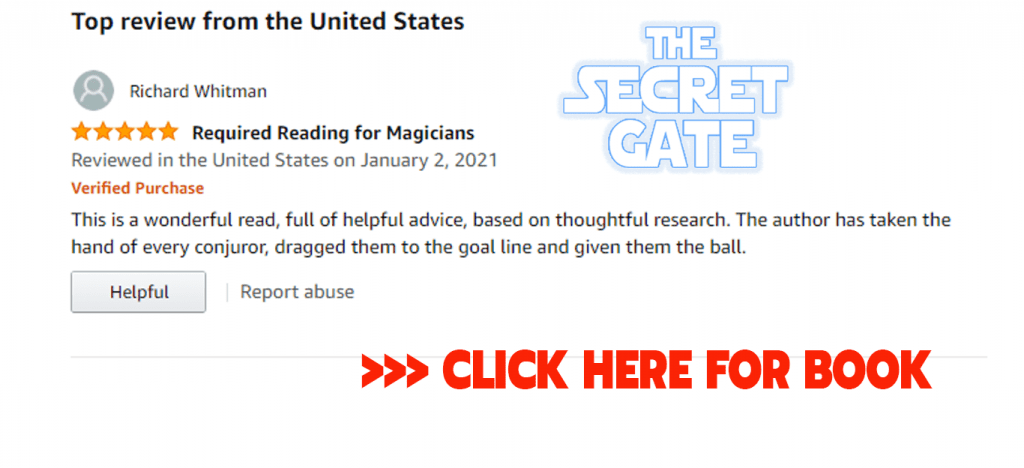 SECRET GATE REVIEW