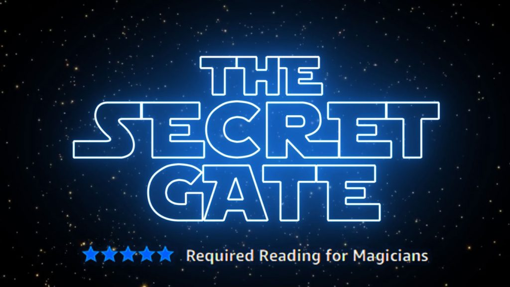 the secret gate audiobook